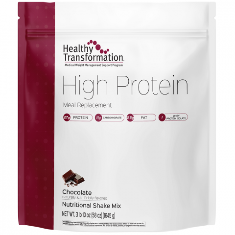 High Protein Meal Replacement
